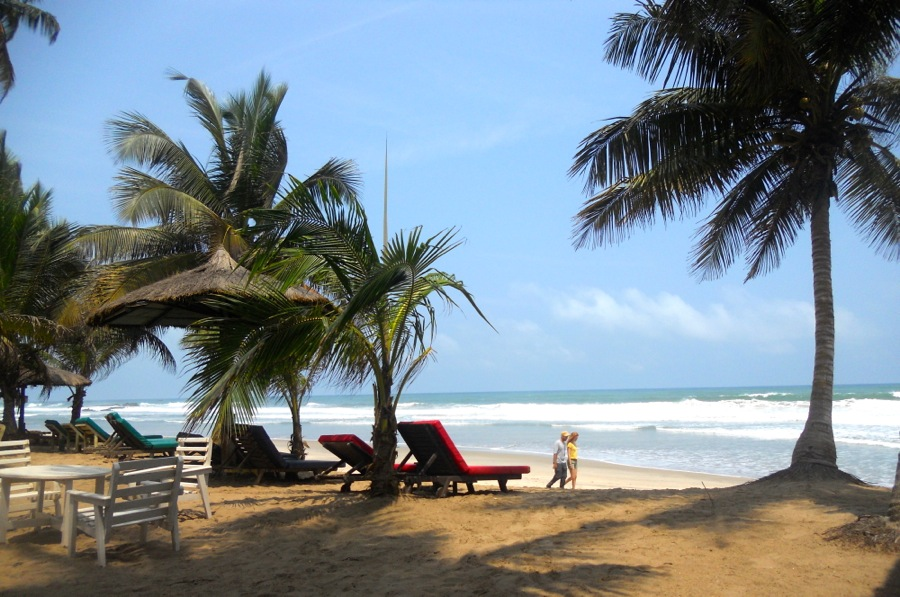 Anomabo Beach Hotel Ghana